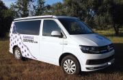 Flamenco Campers Manuela motorhome rental spain