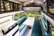 Budget Campers 2/3 Berth Hi Top Budget Finder motorhome rental new zealand