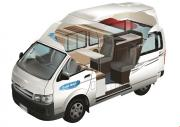 Cheapa Campa AU Domestic Cheapa Endeavour Camper australia discount campervan rental