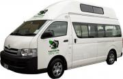 Trail Finder 4+1 campervan hire - australia