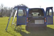 Spaceships UK Volkswagen Camper Car motorhome rental ireland