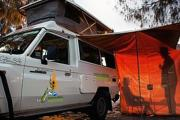 Captain Billy's 4WD Hire 4WD Bush Challenger australia airport motorhome rental