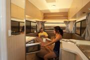 Maui Motorhomes AU (domestic) Maui Platinum Beach Motorhome campervan hire alice springs