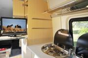 Spirit 2 T/S Ultima Elite 2 Berth Motorhome campervan hire - australia