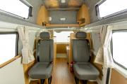 Hippie Camper NZ International Hippie Endeavour Camper motorhome rental new zealand