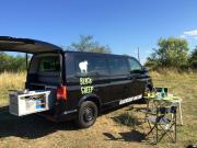 Blacksheep Campervan Rental Classic Campervan motorhome rental france