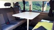 Blacksheep Campervan Rental Classic Campervan motorhome hire france