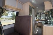 Ultima Plus Elite 2+1 Berth Motorhome campervan hire - australia