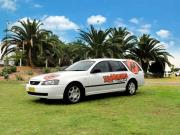 Stationwagon (2-5 persons) camper hire cairns