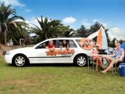 Travellers Auto Barn Stationwagon (2-5 persons) campervan perth
