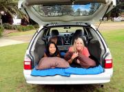 Travellers Auto Barn Stationwagon (2-5 persons) australia discount campervan rental