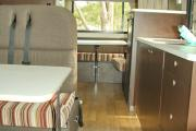 Advance Campervan Rental VW Euro Deluxe - 6 Berth Motor Home motorhome rental australia