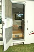 VW Euro Deluxe - 6 Berth Motor Home campervan hire - australia
