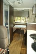 Advance Campervan Rental VW Euro Deluxe - 6 Berth Motor Home