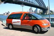 Spaceships AU Alpha 2 Berth campervan rental brisbane