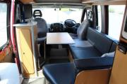 2 berth Fiat S/T campervan hire - new zealand