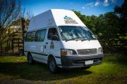 The Original 3 campervan hire - new zealand