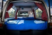 Happy Campers NZ The Original 3 new zealand airport campervan hire