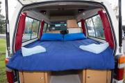 Happy Campers NZ Happy 3 Berth Camper new zealand airport campervan hire