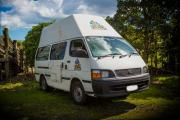 Happy Campers NZ Happy 3 Berth Camper new zealand camper hire