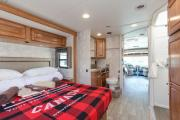 Fraserway RV Rentals Class A 30 ft (Wheel Chair Accessible) worldwide motorhome and rv travel