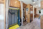 Fraserway RV Rentals Class A 30 ft (Wheel Chair Accessible)