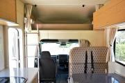 Advance Campervan Rental Mercedes Deluxe - 6 Berth Winnebago Van motorhome motorhome and rv travel