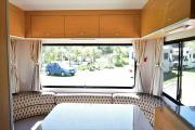 Advance Campervan Rental Mercedes Deluxe - 6 Berth Winnebago Van motorhome rental australia