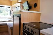 Advance Campervan Rental Mercedes Deluxe - 6 Berth Winnebago Van australia camper van hire