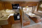 Ambassador RV MH 31 ft Slide Class C motorhome rental canada