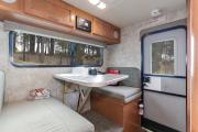 Fraserway RV Rentals TC (Truck Camper) motorhome motorhome and rv travel