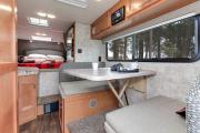 Compass Campers Canada TC (Truck Camper) motorhome motorhome and rv travel