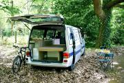 Van IT Campervan 2/3 Seats T4 worldwide motorhome and rv travel