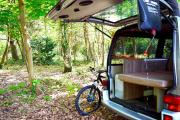 Van IT Campervan 2/3 Seats T4 motorhome rental france