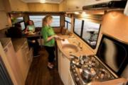 Tui Campers NZ Trail Blazer 4 Berth motorhome rental new zealand