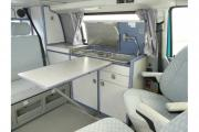 Van IT Campervan 4 seats T4 worldwide motorhome and rv travel