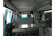 Van IT Campervan 4 seats T4 motorhome rental france