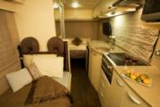 Path Explorer 6 Berth campervan hire - new zealand