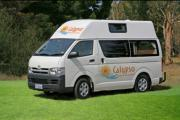 Calypso Campervan Rentals AU 3-4 Berth - The Riverina australia discount campervan rental