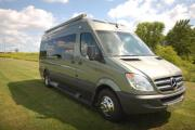 RS Sprinter Mercedes Diesel Van rv rental - canada