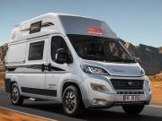 Compact Comfort (GB) campervan rental germany