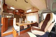 Compass Campers Germany Compact Comfort (GB) cheap motorhome rental germany