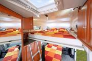 Compass Campers Germany Compact Comfort (GB) campervan rental germany