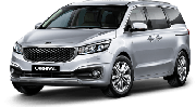 KIA Carnival or similar car hire australia