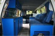 Devil Sleepervan campervan hire - australia