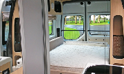 Britz Campervan Summer Fleet NZ 2 Berth Odyssey worldwide motorhome and rv travel