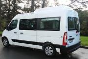 2 Berth Odyssey campervan hirequeenstown