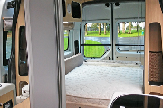 2 Berth Odyssey campervan hire - new zealand