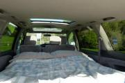 Abuzzy 2 Berth Deluxe campervan hire - new zealand