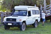 Real Value AU Real Value Trailfinder Camper australia airport motorhome rental